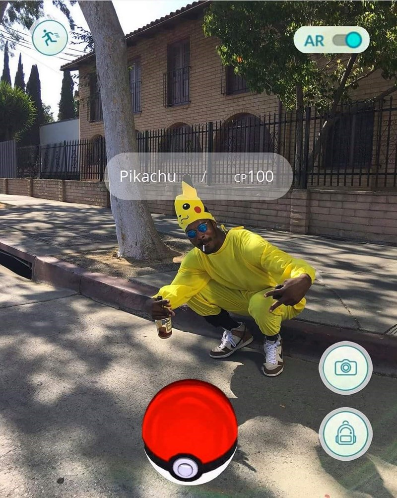 image pikachu pokemon go Um.. This Isn't What I Expected