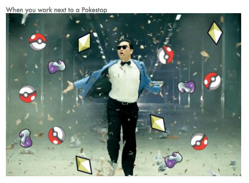 image pokemon go memes Lucky