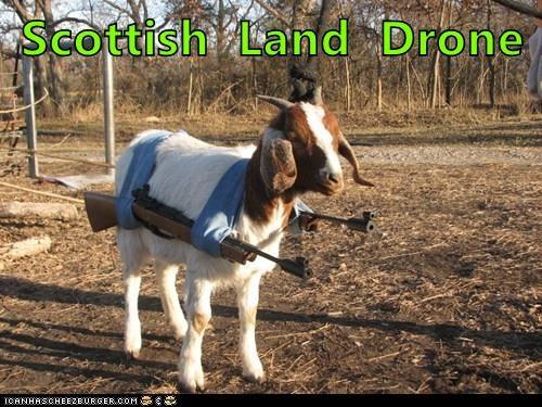 Scottish  Land  Drone