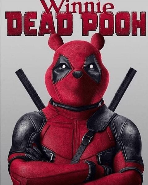 superheroes-marvel-winnie-the-pooh-deadpool