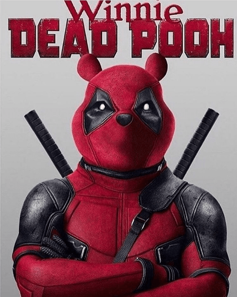 superheroes-marvel-winnie-the-pooh-deadpool