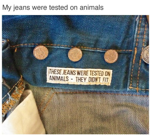 image pranks jeans Well That Seems a Little Cruel