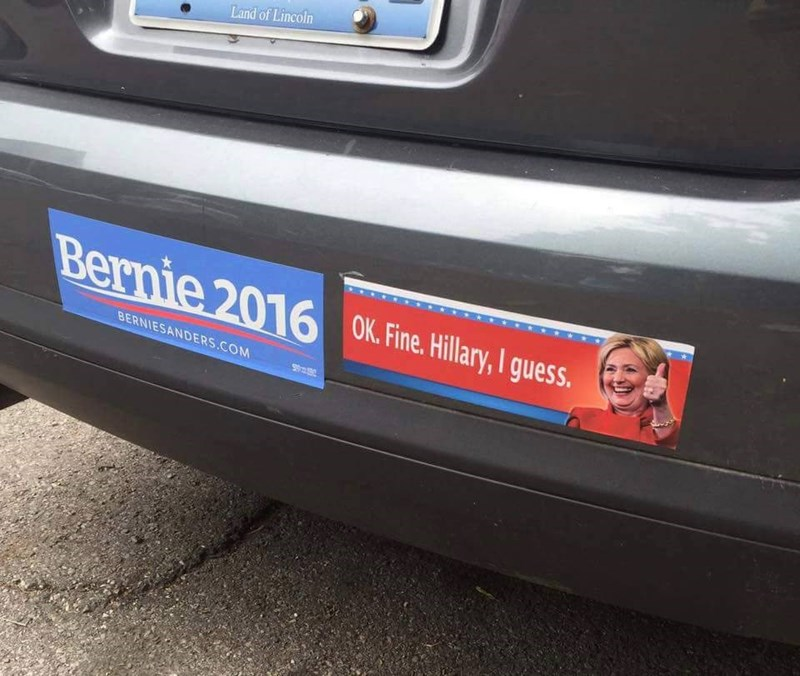 bernie sanders Hillary Clinton Democrat - 8820539136