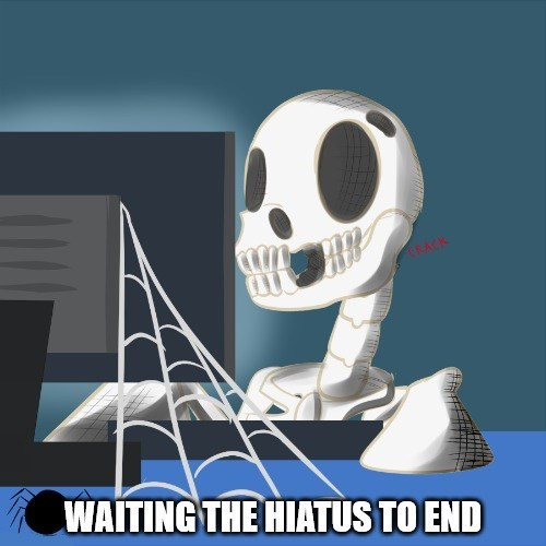 hiatus intensifying - 8820655616