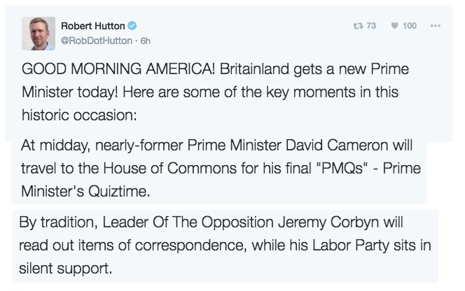 image england conspiracy theories Thank Goodness Someone Took the Time to Explain What Happens When England Gets a New Prime Minister
