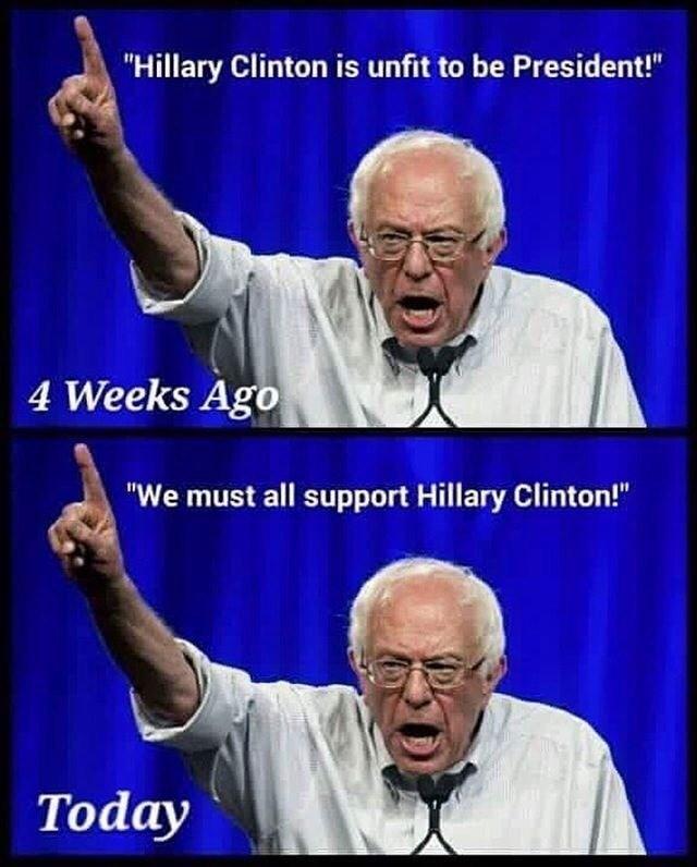 Democrat Hillary Clinton bernie sanders - 8821008640