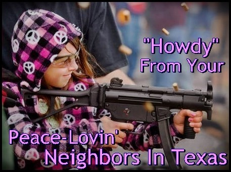 We Texans Are A Lovin' Group-