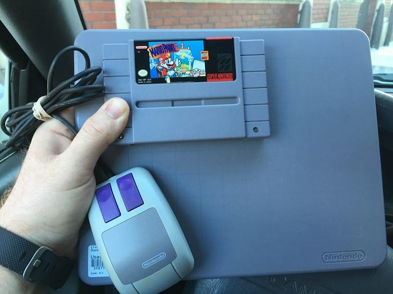 nintendo-video-games-mario-holy-grail-mousepad