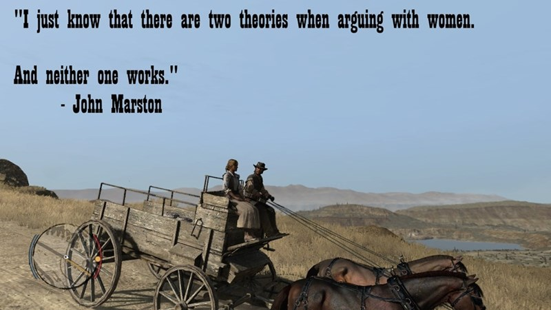 John Marston Is One Wise Son of a Wayward Son
