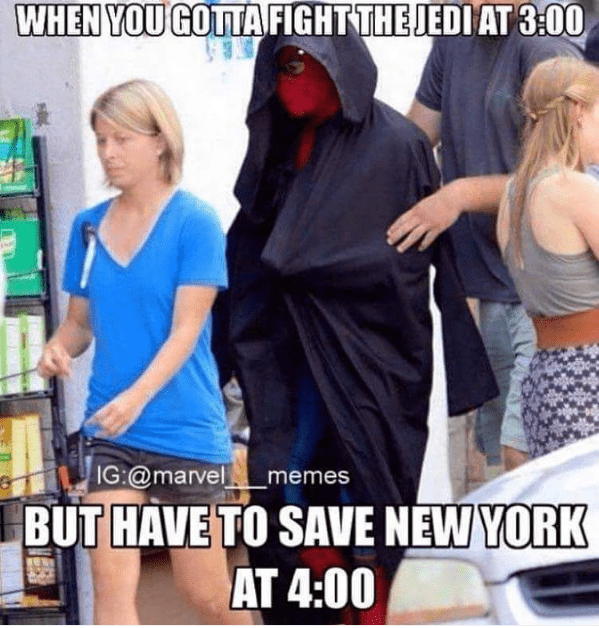 revenge-of-peter-parker-sith-lord-superheroes-star-wars-funny