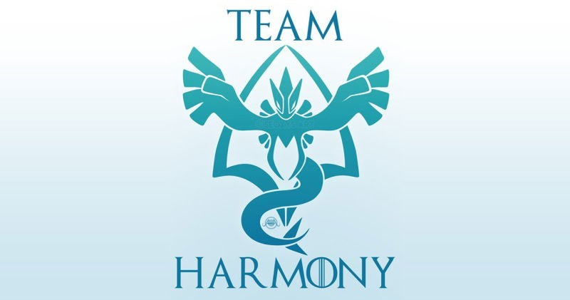 Rampant Hostility Between Pokémon GO Players on Different Teams Inspires People to Create 'Team Harmony'