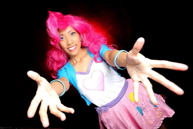 cosplay pinkie pie - 8821496320