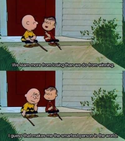 charlie brown wise cartoons web comics - 8821817088