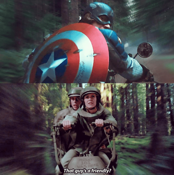 funny-superheroes-captain-america-marvel-leisurely-ride