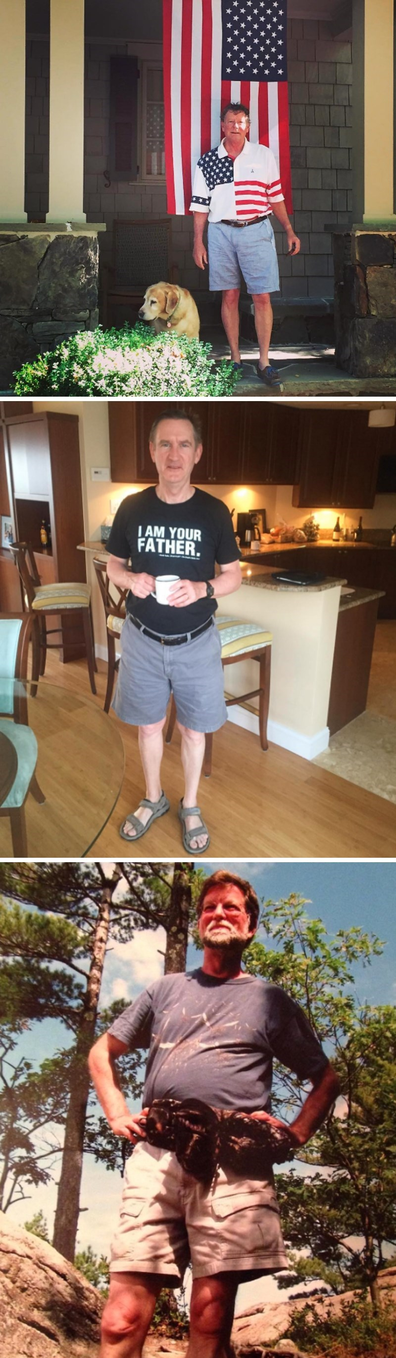 T-shirt - IAM YOUR FATHER.