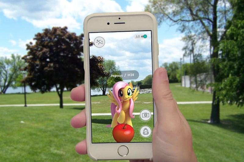 fluttershy Pokémon pokemon go - 8822427136