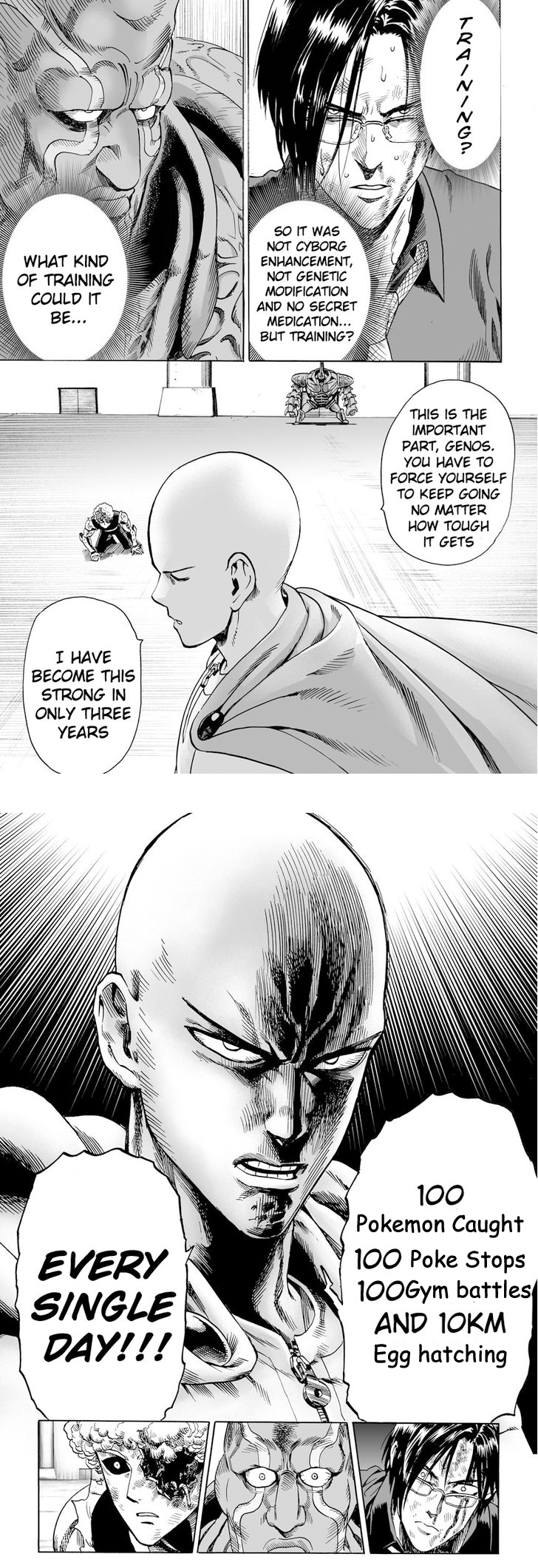 anime,one punch man,saitama,web comics