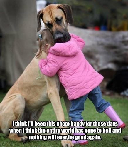 keep world gone dogs hell handy Photo caption - 8822639616