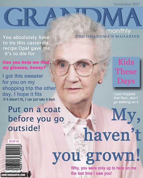grandma,parenting