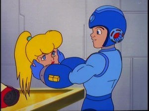 mega man cartoons video games - 8822843392