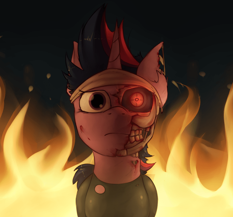 its-about-time terminator twilight sparkle