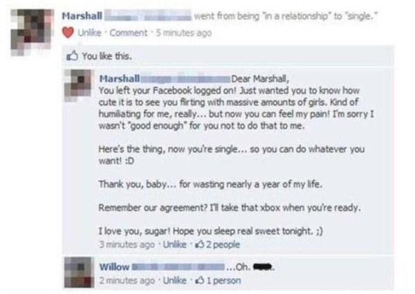 failbook,facebook,breakup,dating