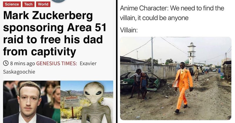 Funny random memes, tweets and Tumblr posts