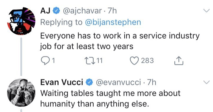 Funny twitter thread from @BijanStephen about dumb ideas of how to make the world a better place.