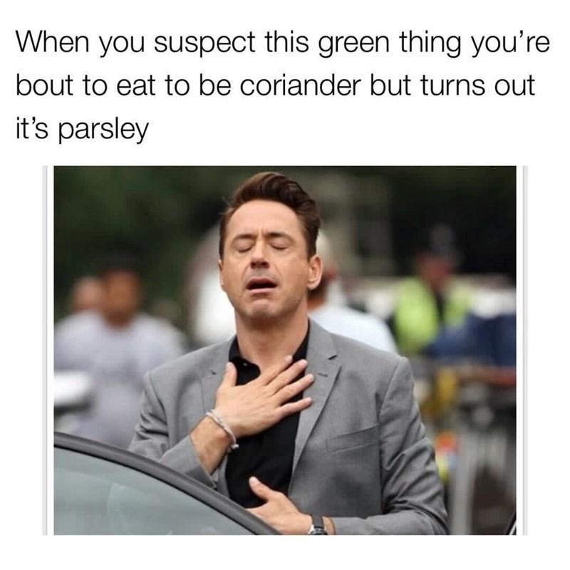 Coriander Memes