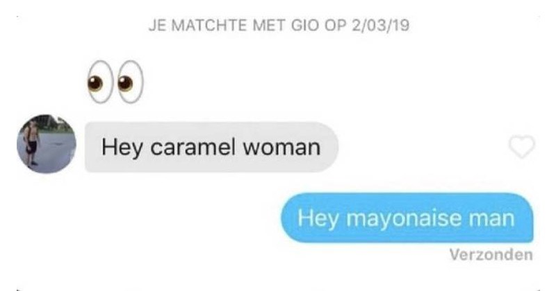 Funny Tinder conversations
