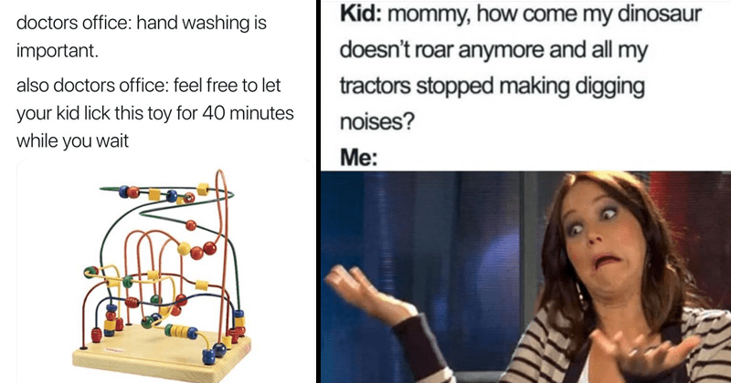 Funny parenting memes, parenting tweets, quotes for parents, quotes for moms, life hacks.