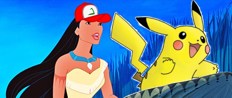 image,disney,Memes,pokemon go
