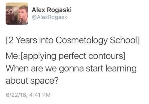 twitter,science,space,college