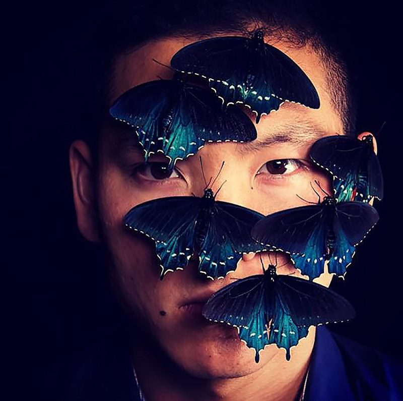 San Francisco Man Singlehandedly Revives A Rare butterfly Species In His Backyard - Now That's An Idea That Took Flight!