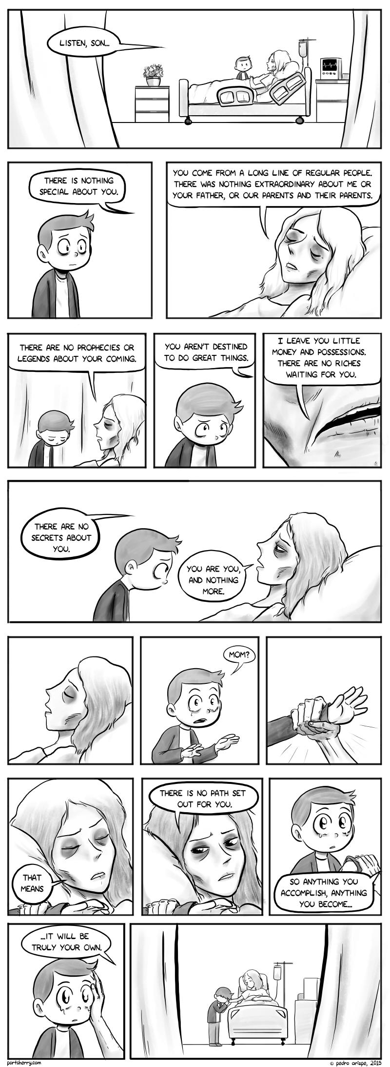 Sad parenting web comics - 8964918784