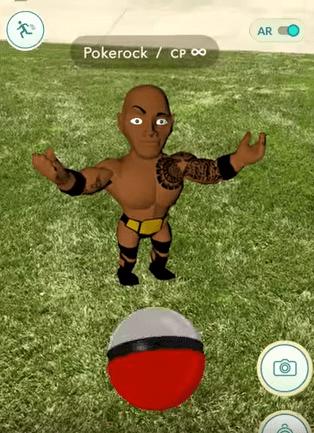 dwayne-the-rock-johnson-inspires-trash-talking-pokemon-go
