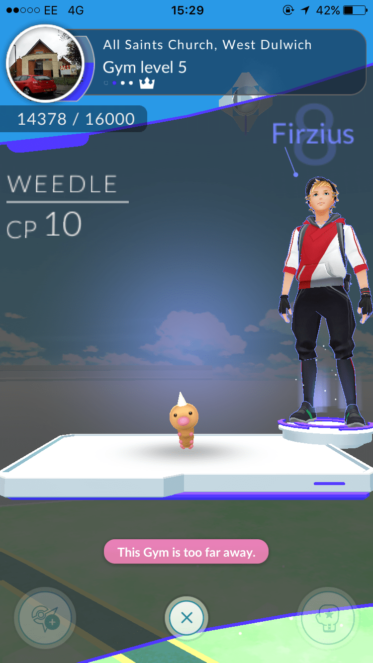 Pokémon gym pokemon go leader - 8965150464