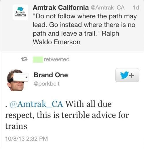advice FAIL train wisdom twitter - 8965218816