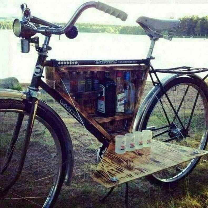 bar alcohol invention bike classic win - 8965372160