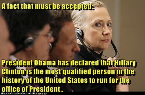 memes Hillary Clinton Democrat barack obama potus - 8965538560