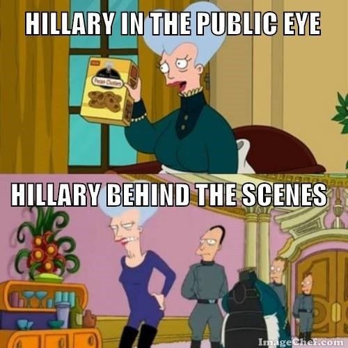 Hillary Clinton Democrat - 8965754880