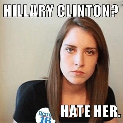 bernie sanders,Hillary Clinton,Democrat