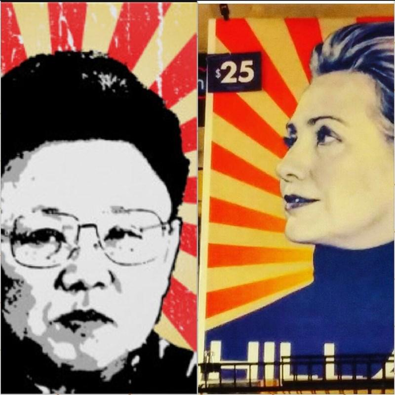 Hillary Clinton Democrat
