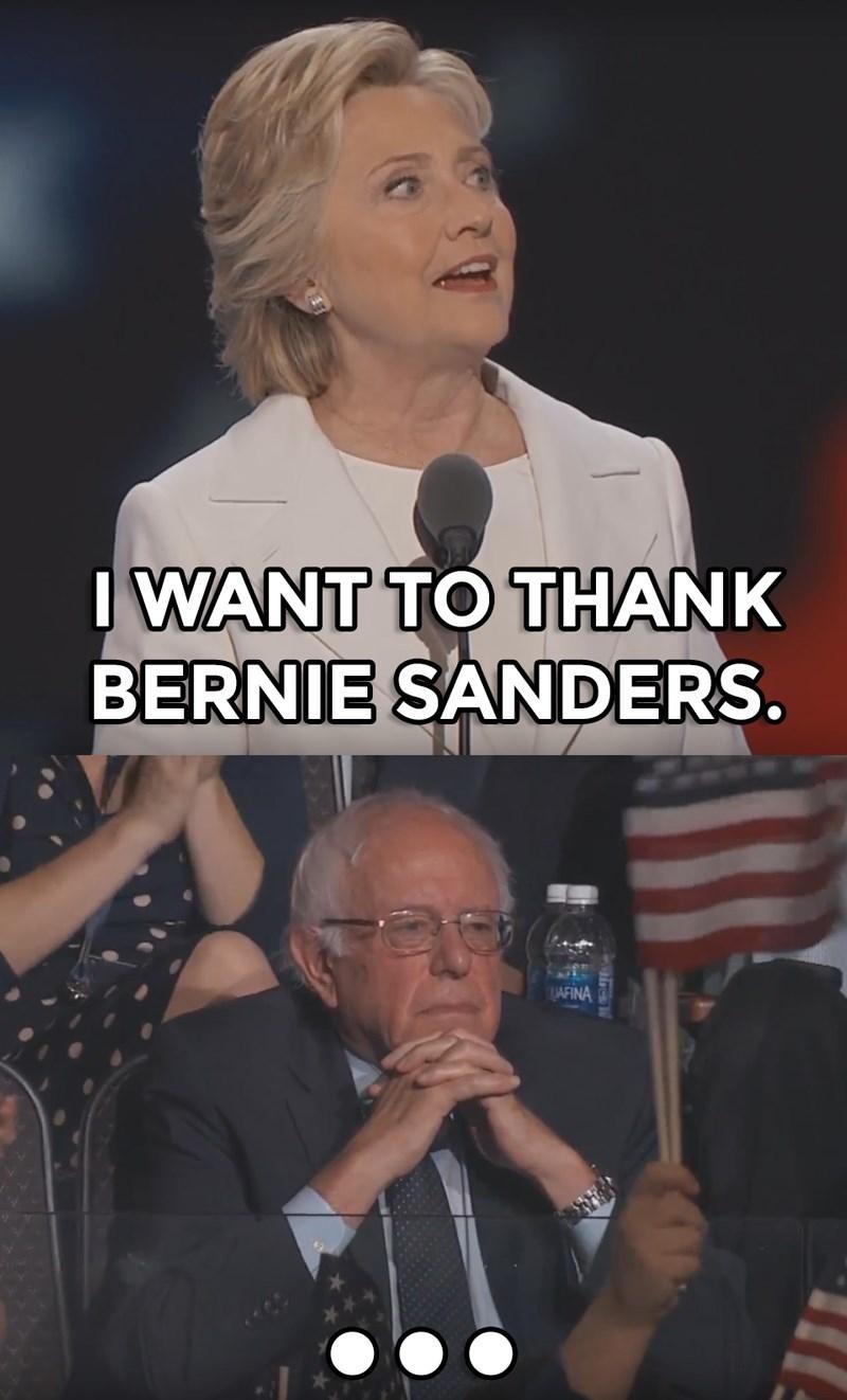 bernie sanders Hillary Clinton Democrat - 8965806336