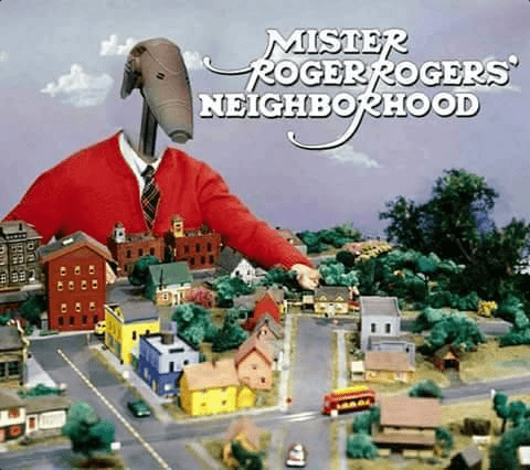 image star wars mr rogers It's a Beautiful Day in the Neighborhood