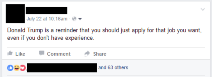 Send Your Resume, But Don't Let Them Check Your References