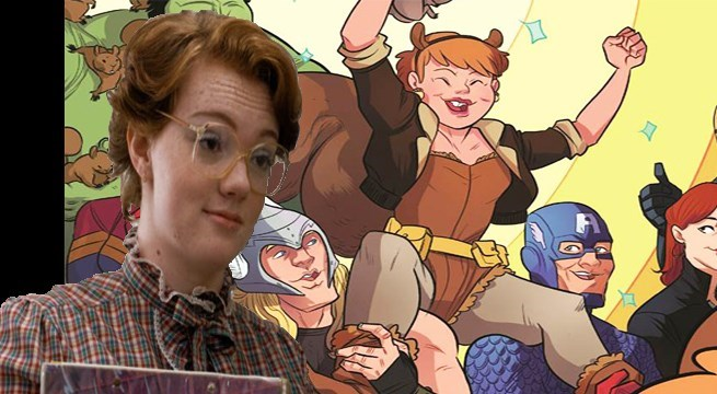 netflix-series-star-shannon-purser-wants-to-play-marvel-squirrel-girl