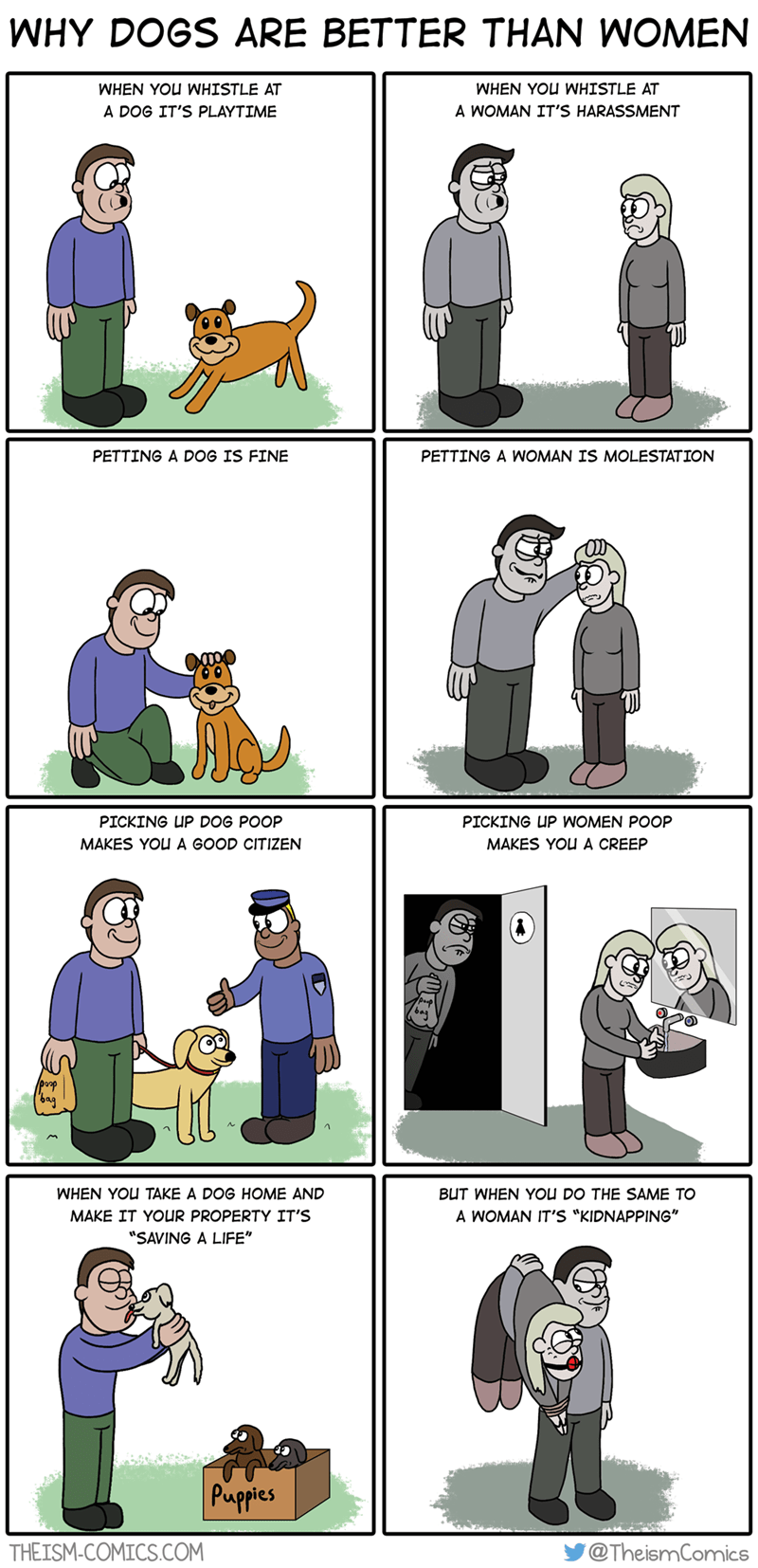 web-comics-on-why-dogs-are-better-than-women