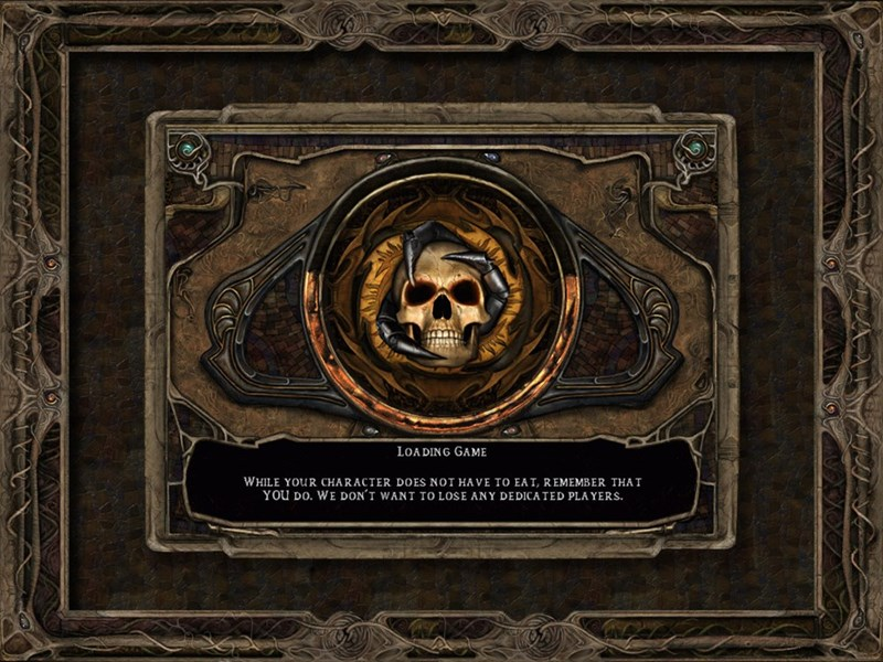 baldur's gate,video games,video game logic