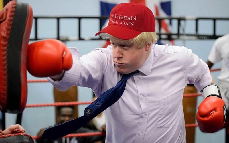 brexit donald trump boris - 8966456576